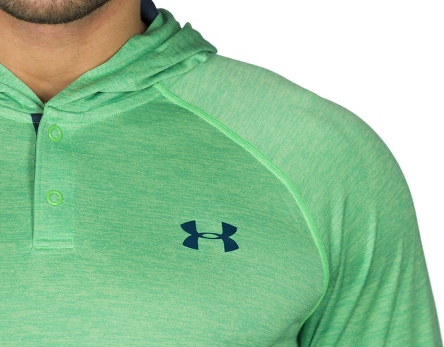 Bluza Under Armour  <br/><small>TECH POPOVER HENLEY NNL 714 </small>  1274511-714