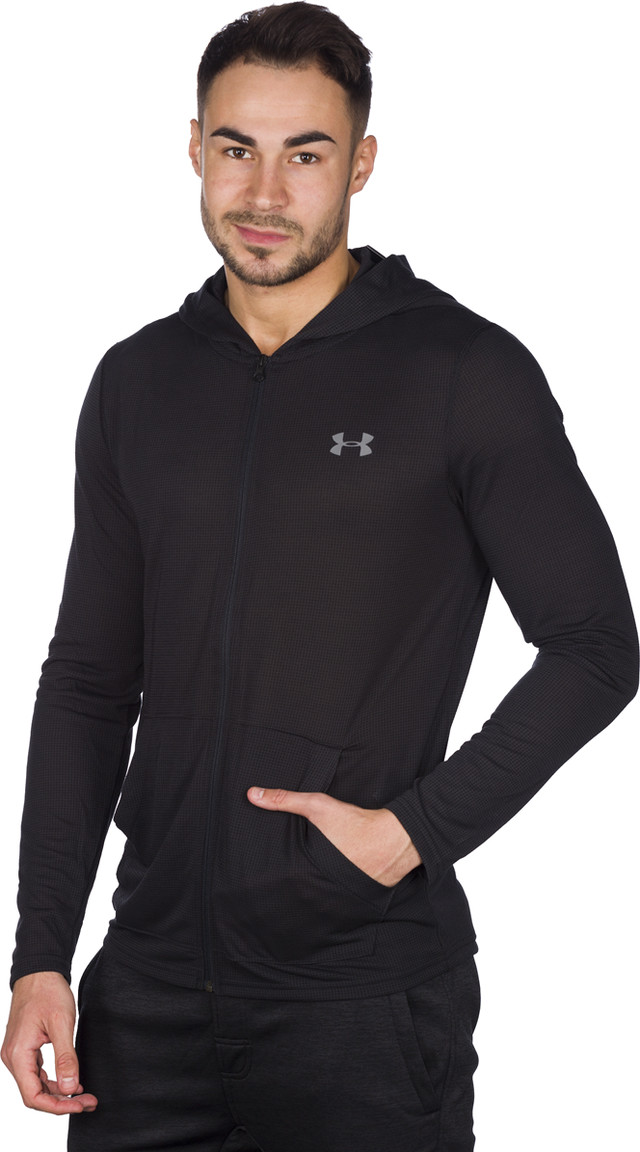 Bluza Under Armour  <br/><small>THREADBORNE FITTED FZ HOODY 001 </small>  1290301-001