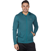 Bluza Under Armour THREADBORNE FITTED FZ HOODY 158