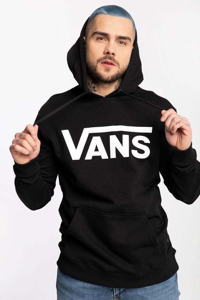 Vans CLASSIC PO HD II Y28 BLACK/WHITE VN0A456BY28