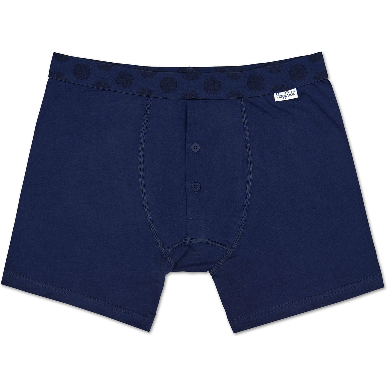 Bokserki Happy Socks  <br/><small>Solid Boxer Brief SOL83-6000 </small>  4758