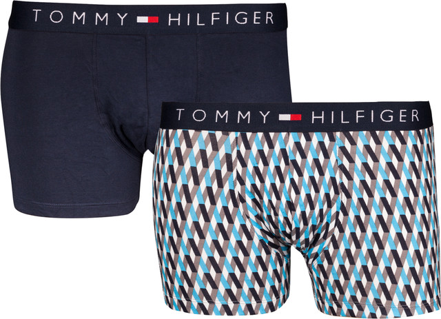 Tommy Hilfiger 2P TRUNK GEO 408 BLUE/MULTICOLOR UM0UM00730-408