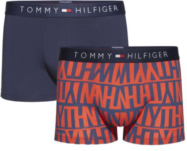 Tommy Hilfiger 2P TRUNK LOGO 638 UM0UM00427-638