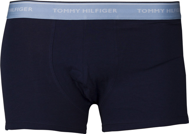 Bokserki 3Pack Tommy Hilfiger  <br/><small>TRUNK 423 DEEP SEA CORAL/CHAMBRAY BLUE/PEACOAT </small>  1U87903842-423