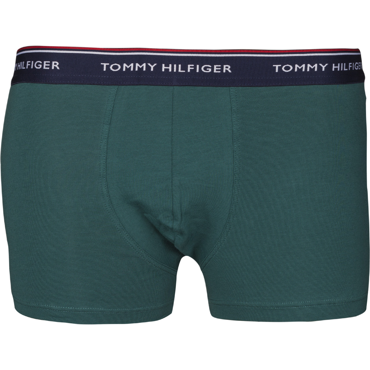 Bokserki 3Pack Tommy Hilfiger  <br/><small>TRUNK 685 ANEMONE/BAYBERRY/PEACOAT </small>  1U87903842-685