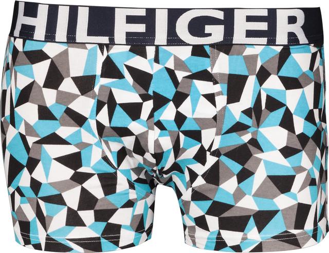 Tommy Hilfiger TRUNK GEO CAMO 490 BLUE UM0UM00524-490