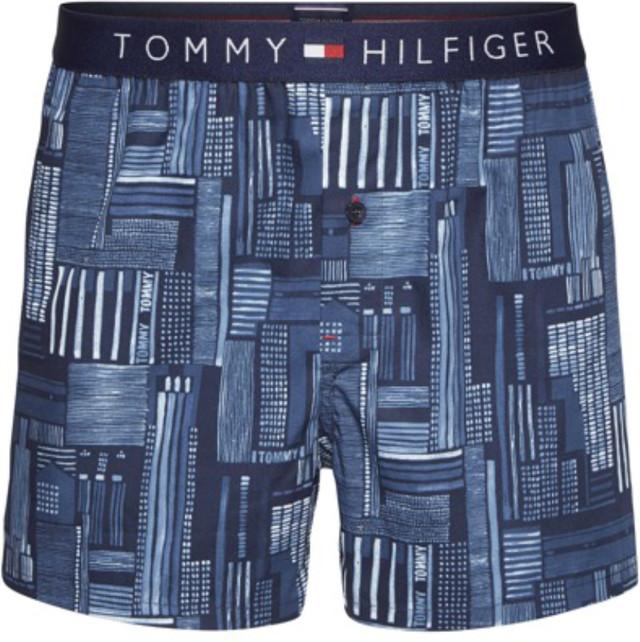 Tommy Hilfiger WOVEN BOXER PRINT 416 UM0UM00321-416