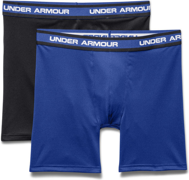 Bokserki Under Armour  <br/><small>Performance Mesh 2 pack 400 </small>  1257533-400