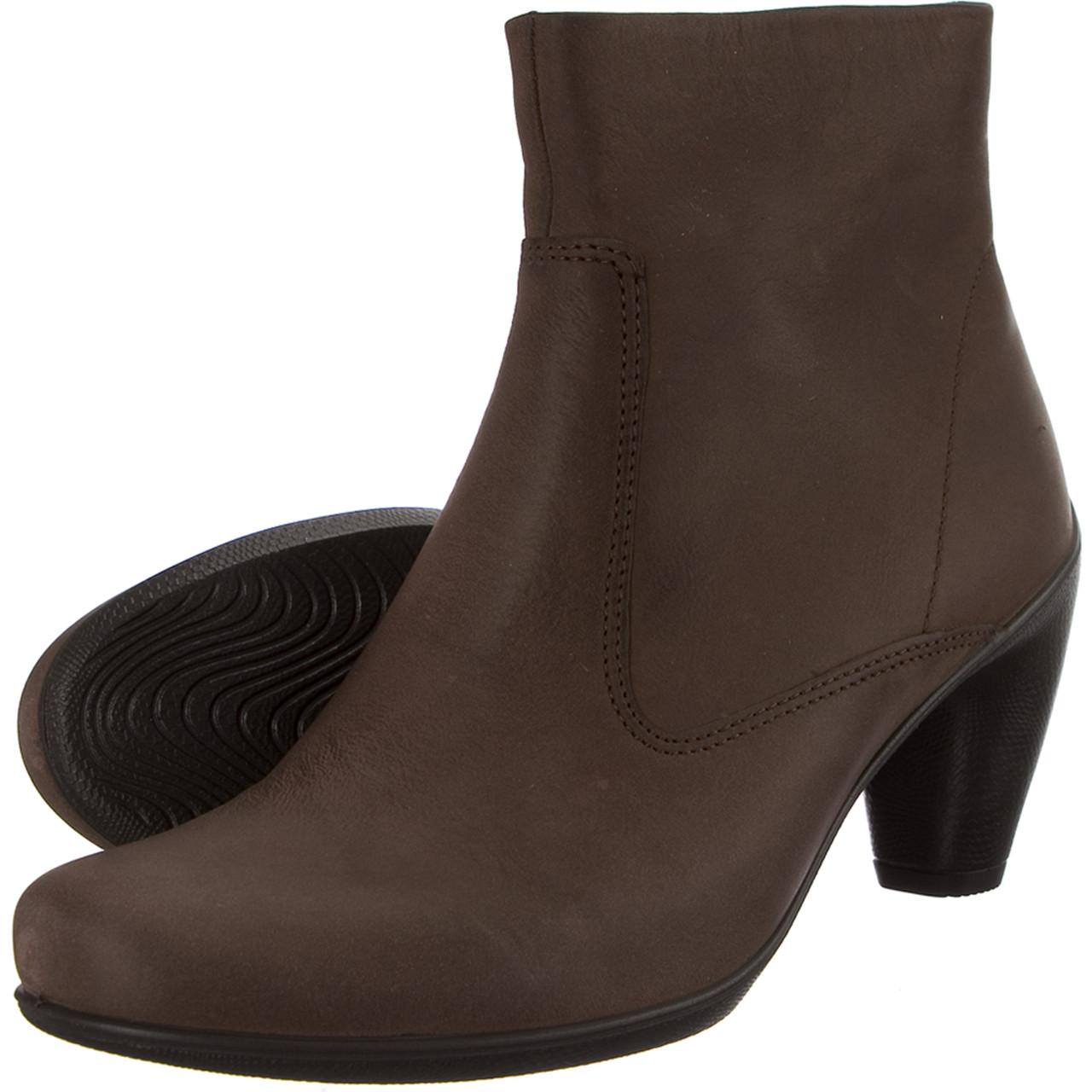 buty ecco damskie botki