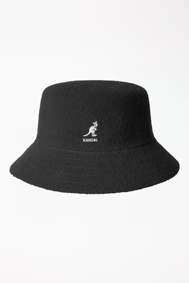BLACK BERMUDA BUCKET BK001