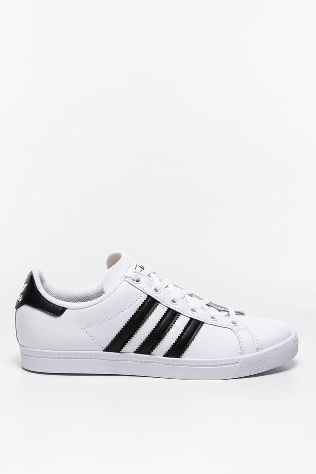 adidas COAST STAR J 698 FOOTWEAR WHITE/CORE BLACK/FOOTWEAR WHITE EE9698