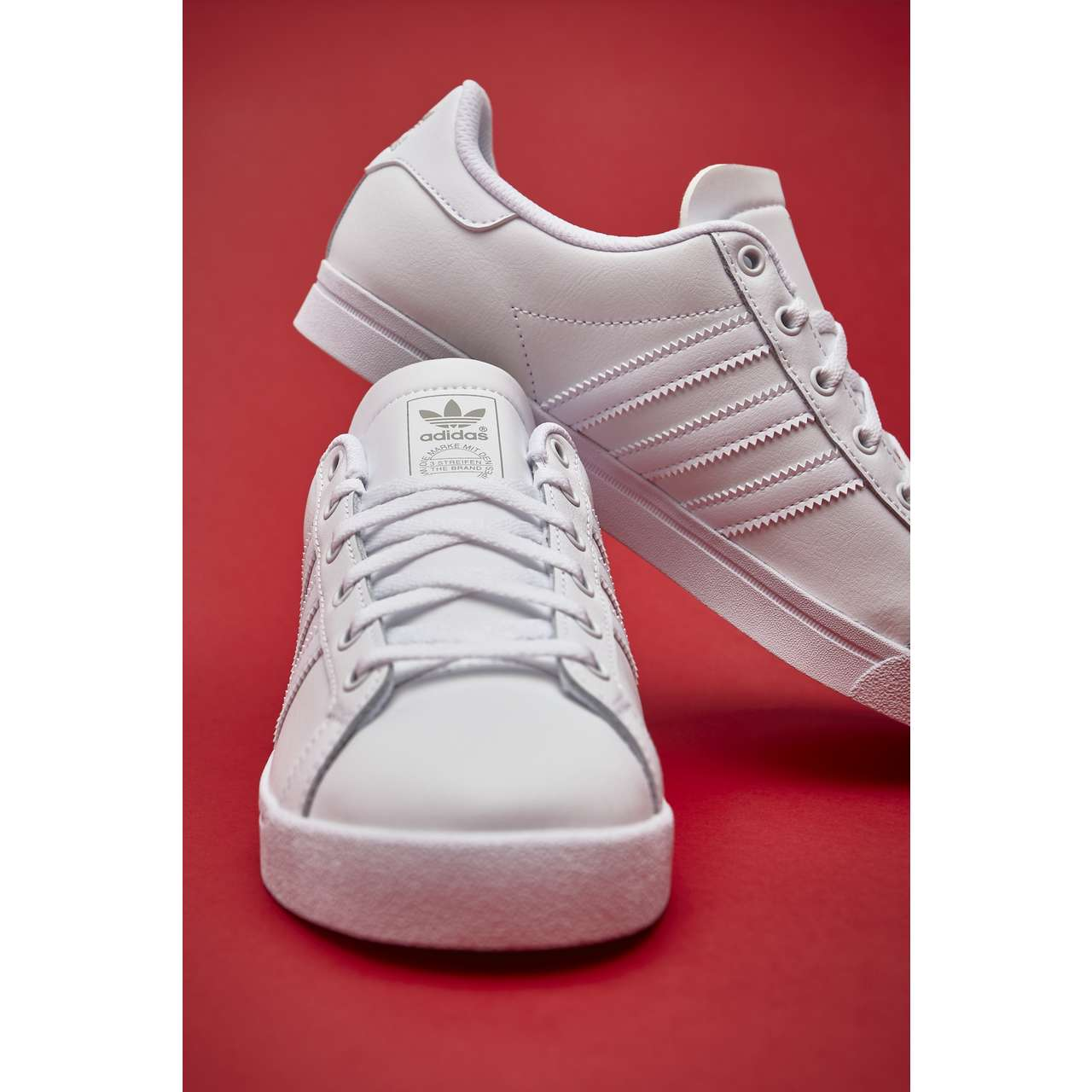 Buty adidas  <br/><small>COAST STAR J 701 FOOTWEAR WHITE/FOOTWEAR WHITE/GREY TWO </small>  EE9701
