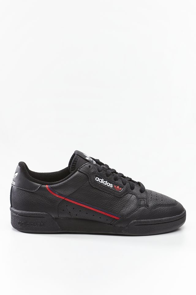 adidas CONTINENTAL 80 707 CORE BLACK/SCARLET/COLLEGIATE NAVY G27707