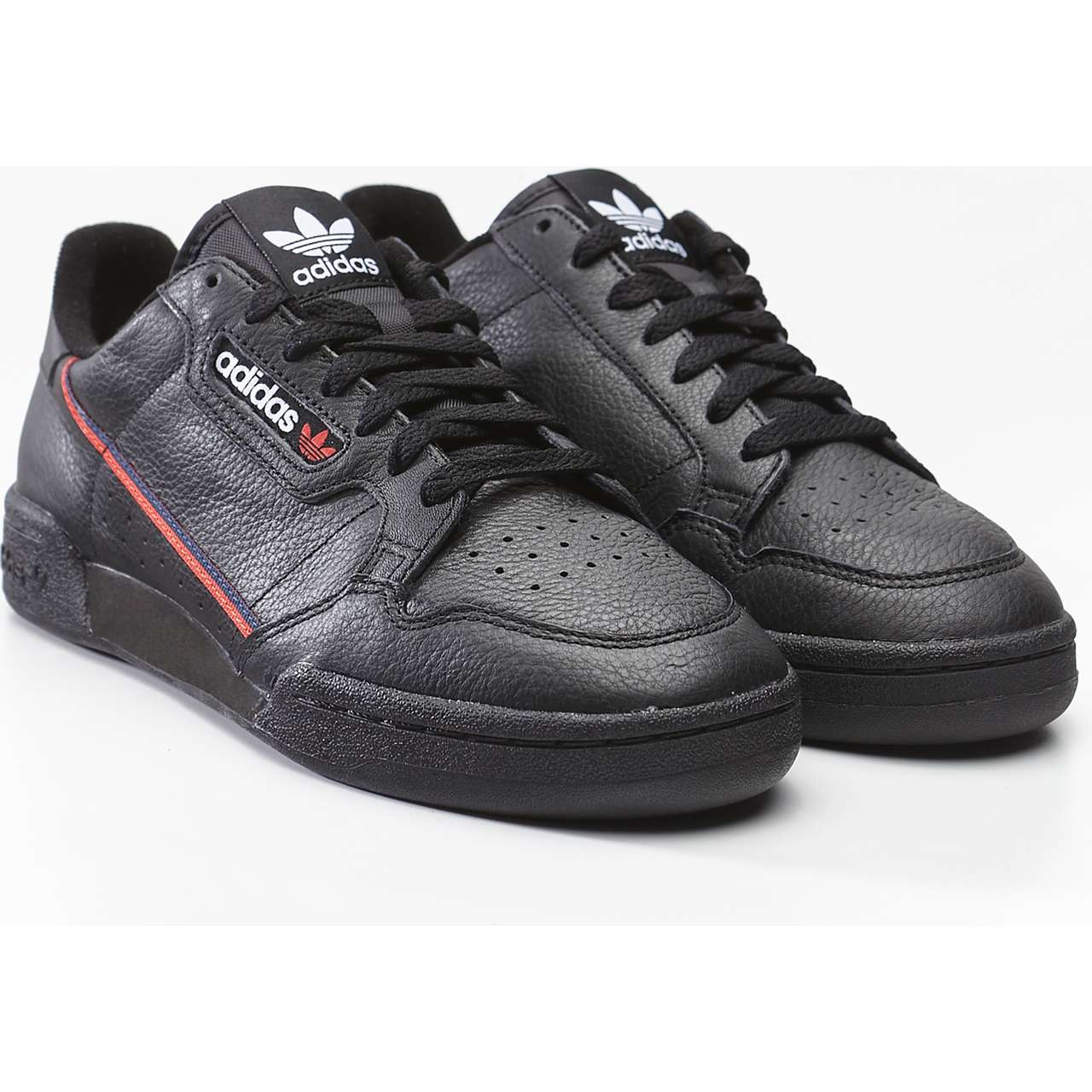 Buty adidas  <br/><small>CONTINENTAL 80 707 CORE BLACK/SCARLET/COLLEGIATE NAVY </small>  G27707
