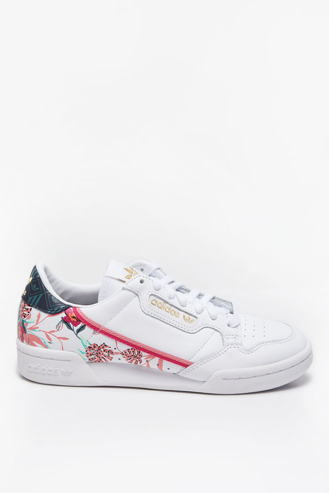WHITE SNEAKERY CONTINENTAL 80 W FY5096