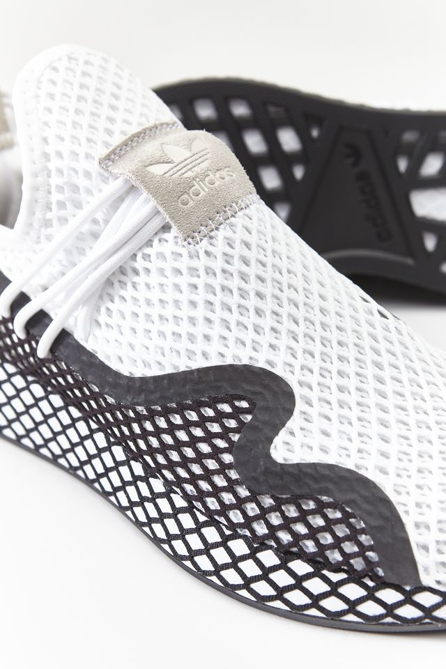 adidas DEERUPT S FOOTWEAR WHITE/CORE BLACK/FOOTWEAR WHITE BD7874