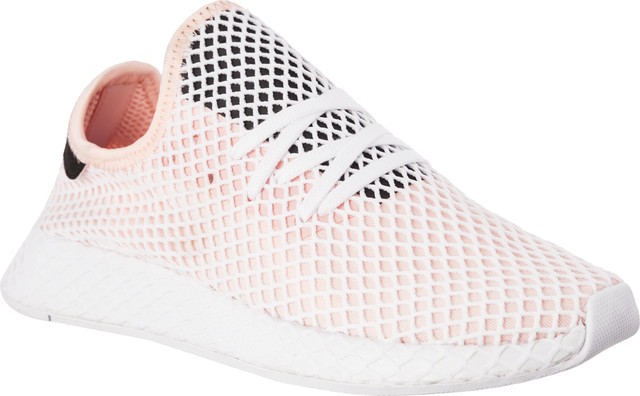 Buty adidas  <br/><small>DEERUPT RUNNER WHITE/CORE BLACK/FTWR WHITE </small>  B28075