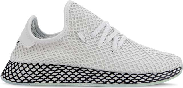 adidas DEERUPT RUNNER GREY ONE/GREY ONE/CLEAR MINT B41754