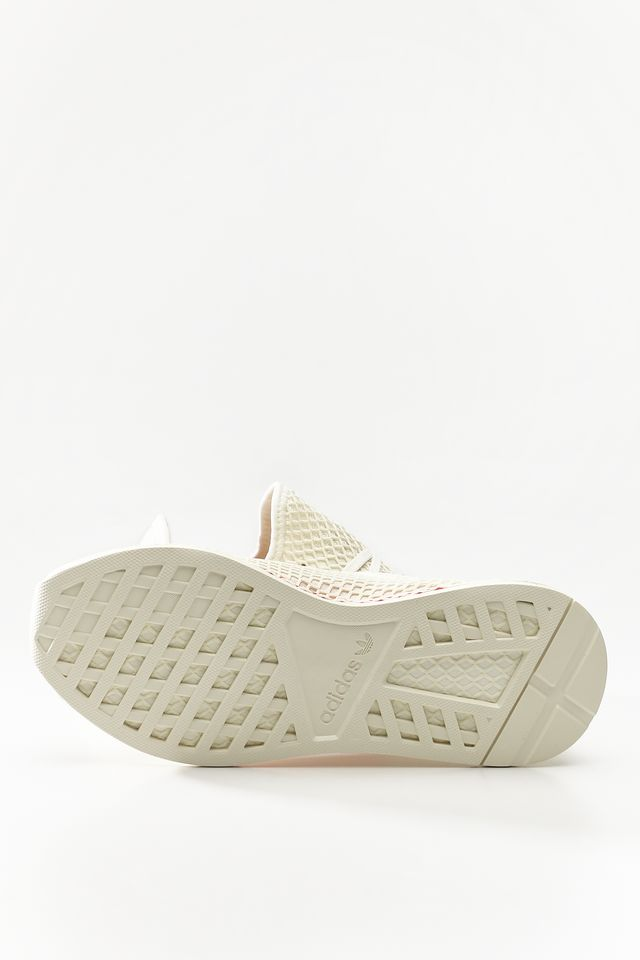 5cabc575 Buty adidas DEERUPT RUNNER OFF WHITE/CLOUD WHITE/SHOCK RED - eastend.pl