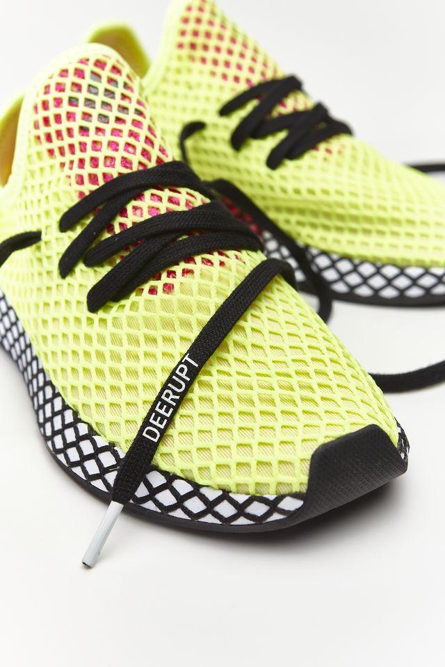 adidas DEERUPT RUNNER W HIREYE/CBLACK/SHOPNK CG5943