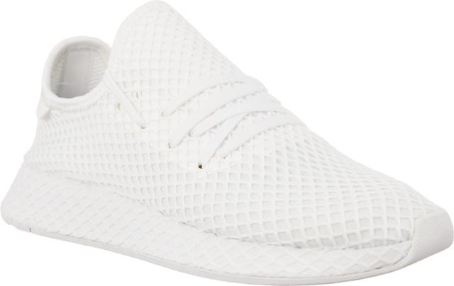 adidas DEERUPT RUNNER FOOTWEAR WHITE/FOOTWEAR WHITE/FOOTWEAR WHITE CQ2625