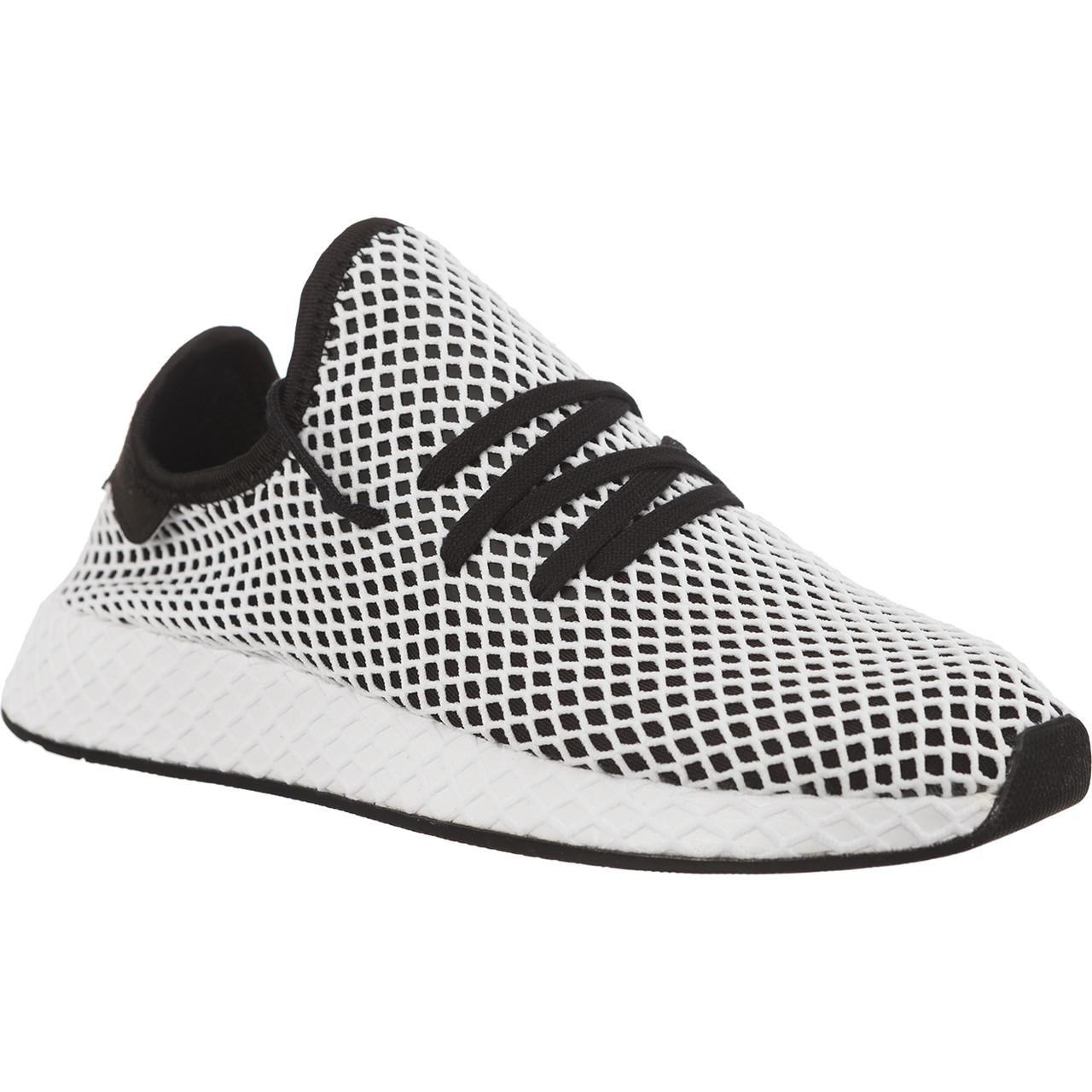 Buty adidas deerupt runner cq2626 nucleo nero / nucleo nero / ftwr white w