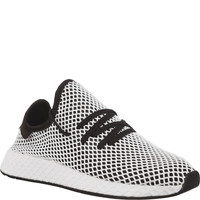 Buty adidas DEERUPT RUNNER CQ2626 CORE BLACK/CORE BLACK/FTWR WHITE