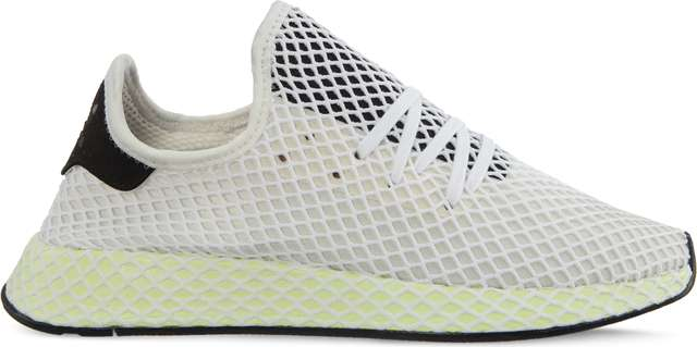 adidas DEERUPT RUNNER CHALK WHITE/CORE BLACK/CORE BLACK CQ2629