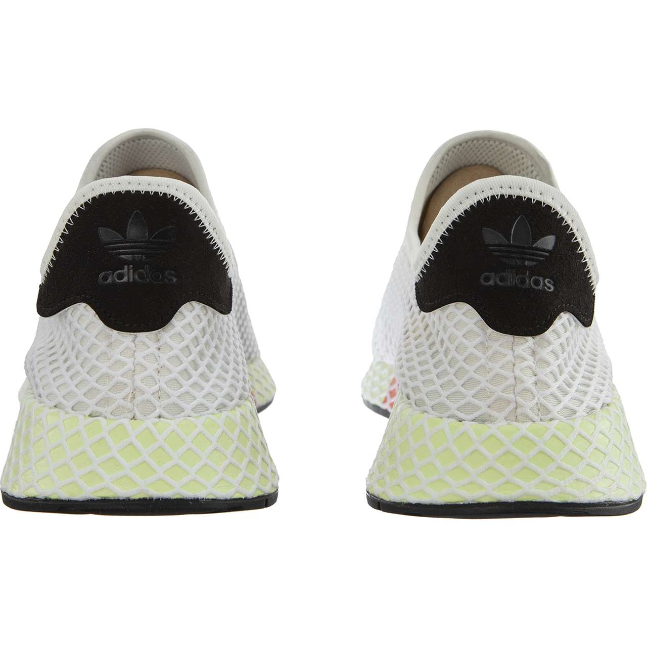 Buty adidas  <br/><small>DEERUPT RUNNER CHALK WHITE/CORE BLACK/CORE BLACK </small>  CQ2629