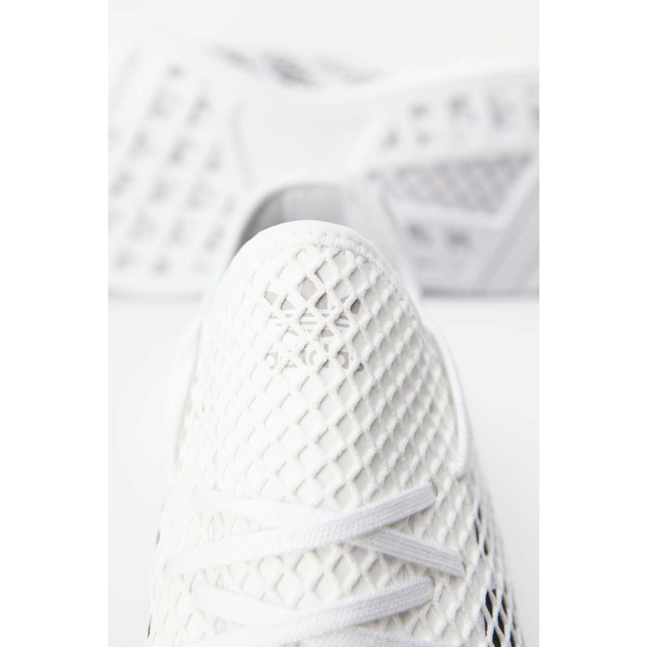 Buty adidas  <br/><small>DEERUPT RUNNER 871 FOOTWEAR WHITE/CORE BLACK/GREY TWO </small>  DA8871