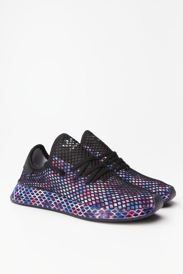 Buty adidas  <br/><small>DEERUPT RUNNER 656 CORE BLACK/CORE BLACK/CLOUD WHITE </small>  EE5656