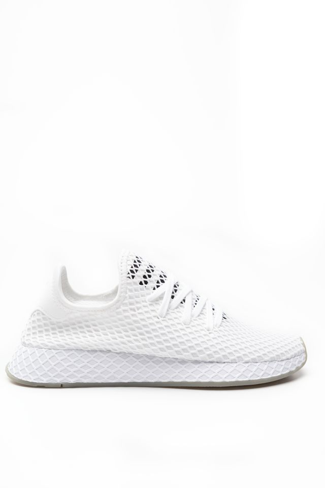 adidas DEERUPT RUNNER 673 FOOTWEAR WHITE/CORE BLACK/SESAME EE5673