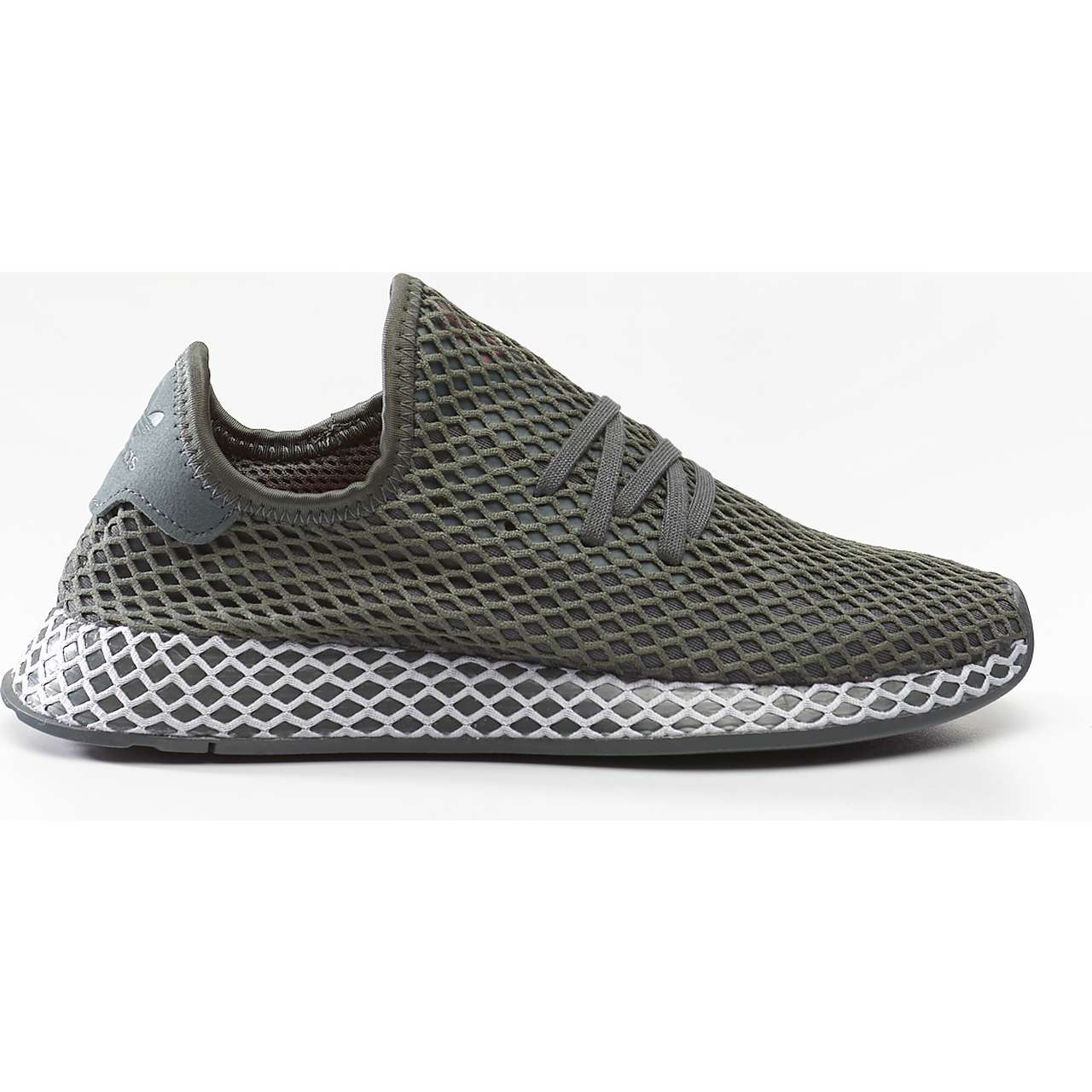 Buty adidas  <br/><small>DEERUPT RUNNER J GREY/GREY TWO/CORE BLACK </small>  CM8659