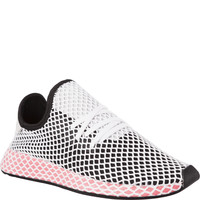 adidas DEERUPT RUNNER W CORE BLACK/CORE BLACK/CHALK PINK CQ2909