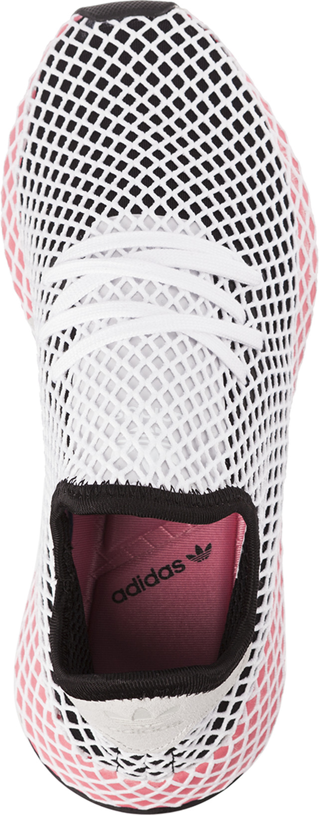 Buty adidas  <br/><small>DEERUPT RUNNER W CORE BLACK/CORE BLACK/CHALK PINK </small>  CQ2909
