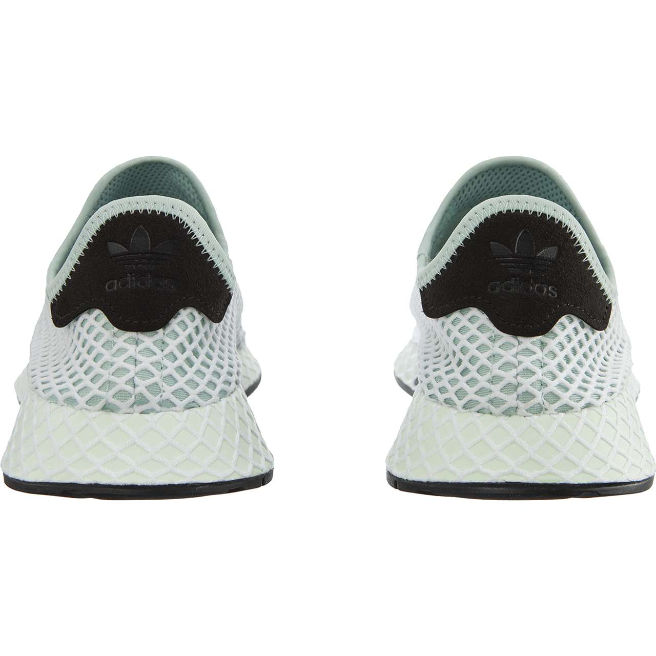 Buty adidas  <br/><small>DEERUPT RUNNER W ASH GREEN/ASH GREEN/CORE BLACK </small>  CQ2911