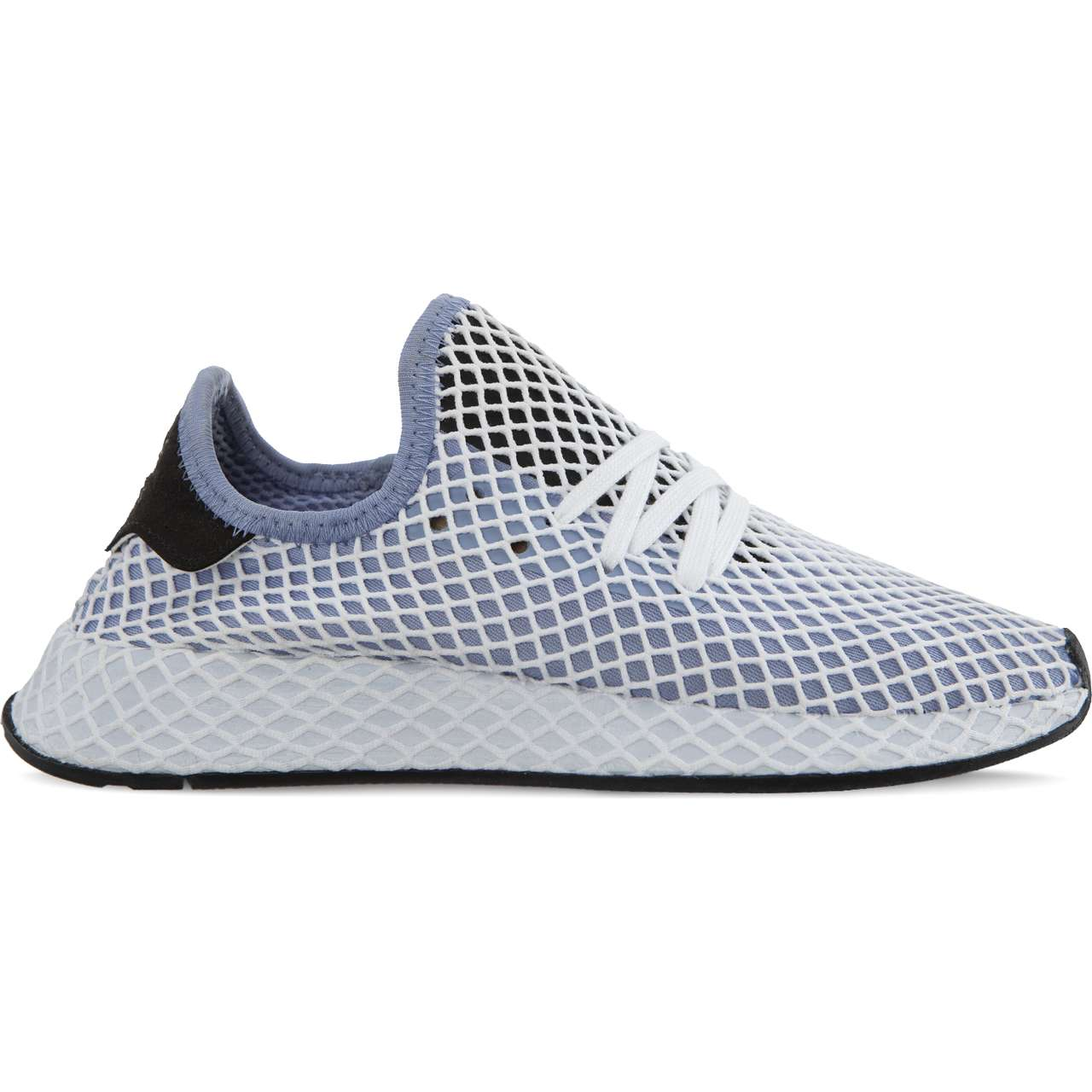 more photos 4c837 dc1a6 Buty adidas brsmallDEERUPT RUNNER W CHALK BLUECHALK ...