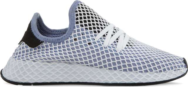 adidas DEERUPT RUNNER W CHALK BLUE/CHALK BLUE/CORE BLACK CQ2912