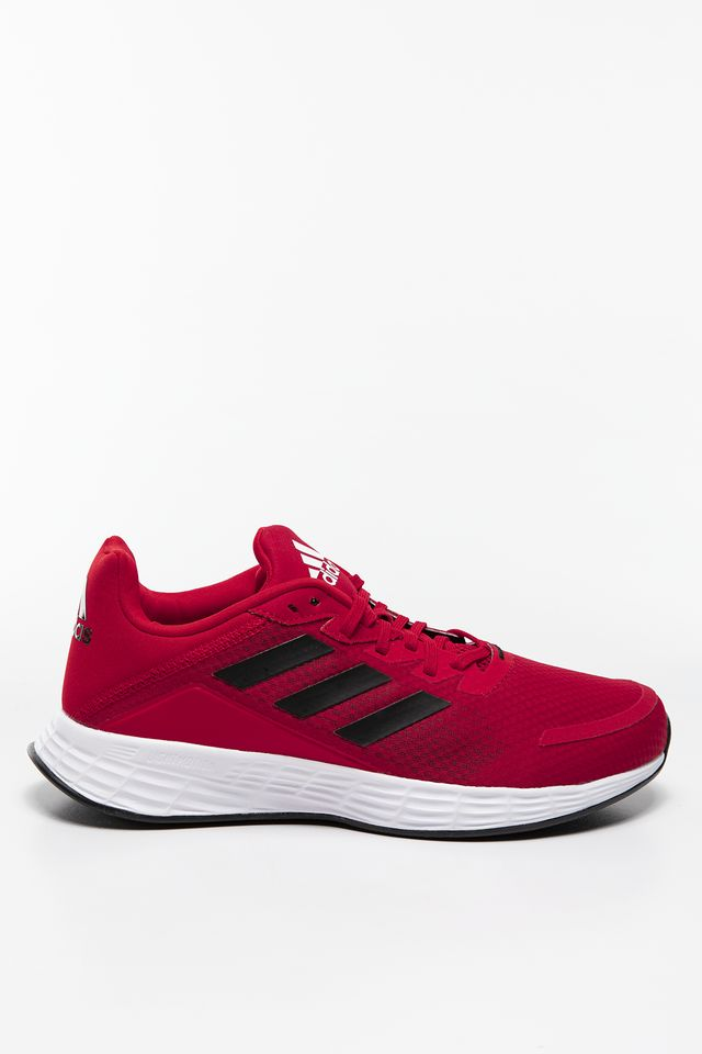 VIVID RED/ CORE BLACK / SOLAR RED SNEAKERY DURAMO SL FY6682