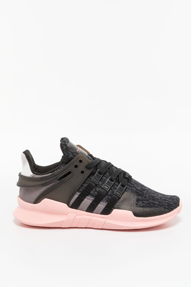 Core Black/Trace Grey/Ice Purple EQT SUPPORT ADV W 322