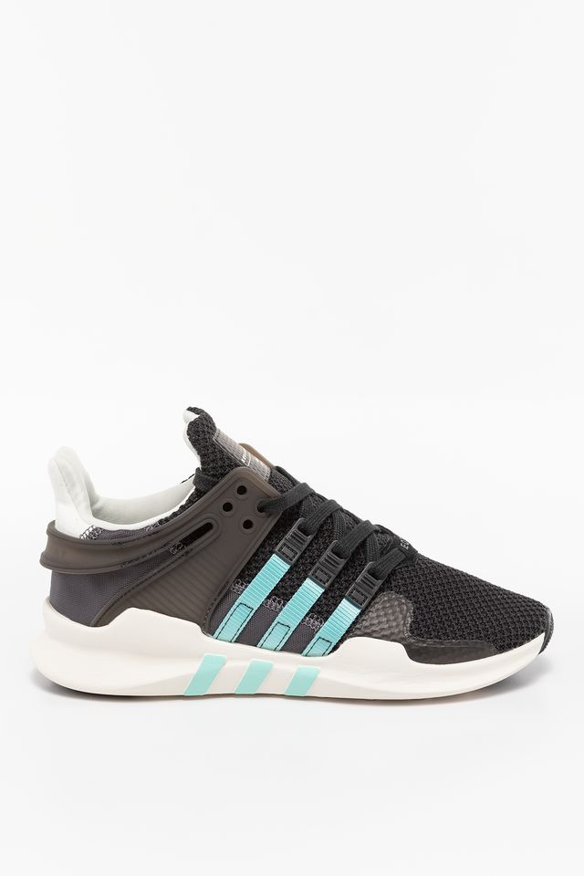 Core Black/Clear Aqua/Granite EQT SUPPORT ADV W 324