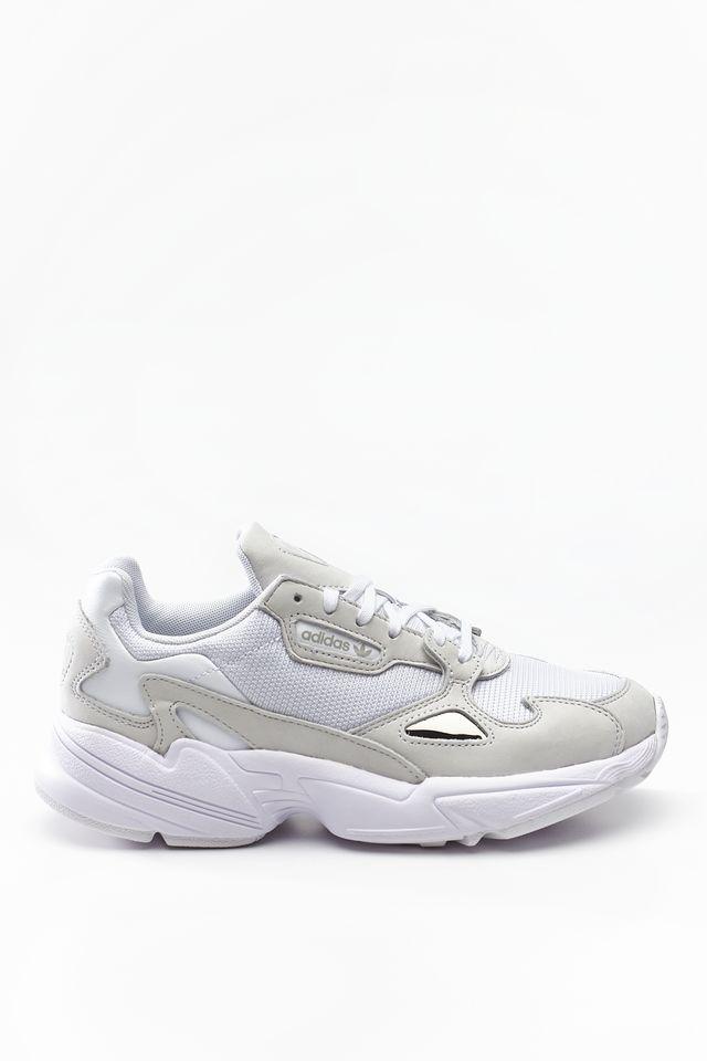 adidas FALCON W 128 FOOTWEAR WHITE/FOOTWEAR WHITE/CRYSTAL WHITE B28128