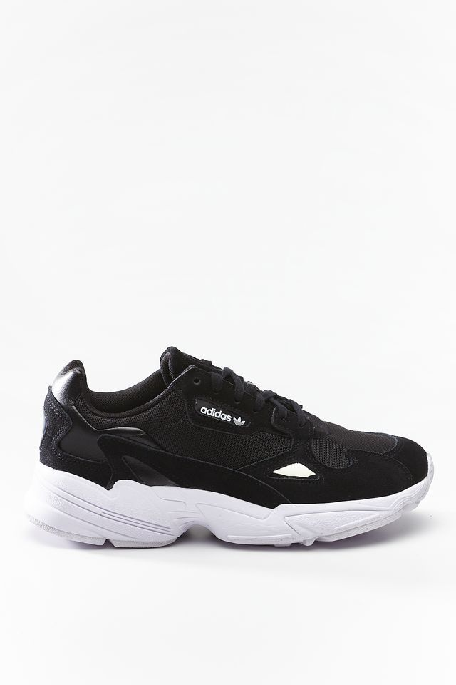 CORE BLACK/CORE BLACK/FOOTWEAR WHITE FALCON W 129