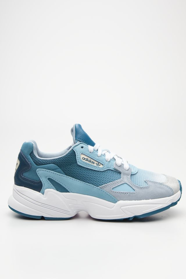 adidas FALCON W 963 BLUE TINT/LIGHT AQUA/ASH GREY EF1963