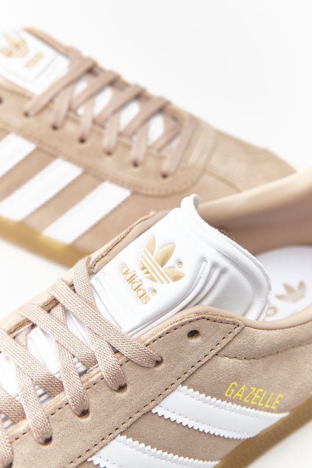 adidas GAZELLE 467 ASH PEARL/FOOTWEAR WHITE/GUM 3 CM8467