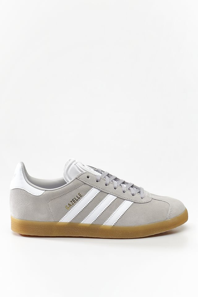 adidas GAZELLE 873 GREY TWO/CLOUD WHITE/GUM DA8873