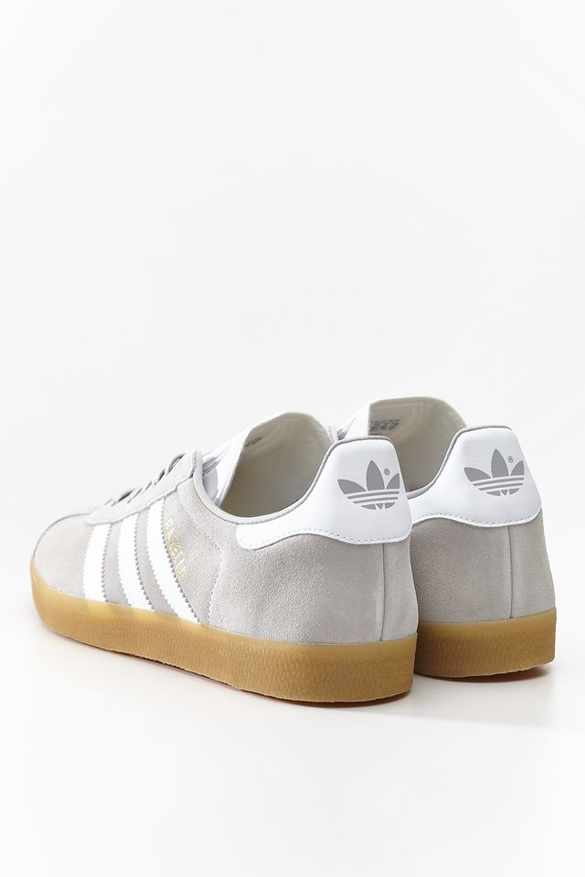 Buty adidas  <br/><small>GAZELLE 873 GREY TWO/CLOUD WHITE/GUM </small>  DA8873