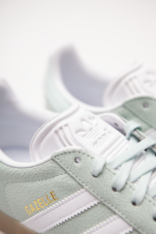 Buty Adidas GAZELLE sneakersy ICE MINT Zielone Buty Męskie