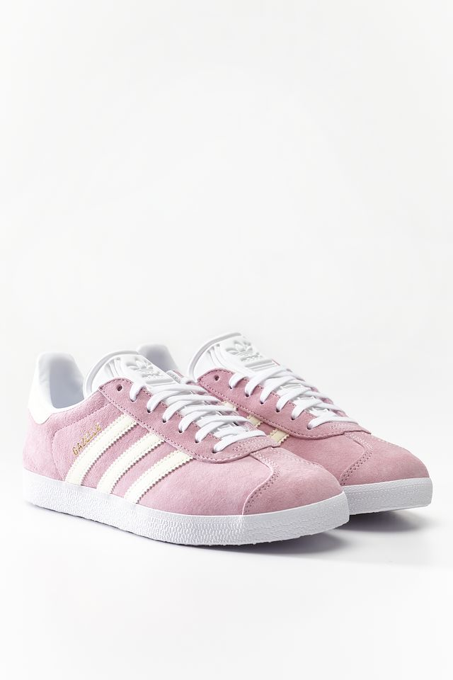 TRUE PINK/ECRU TINT/FOOTWEAR WHITE GAZELLE W 327