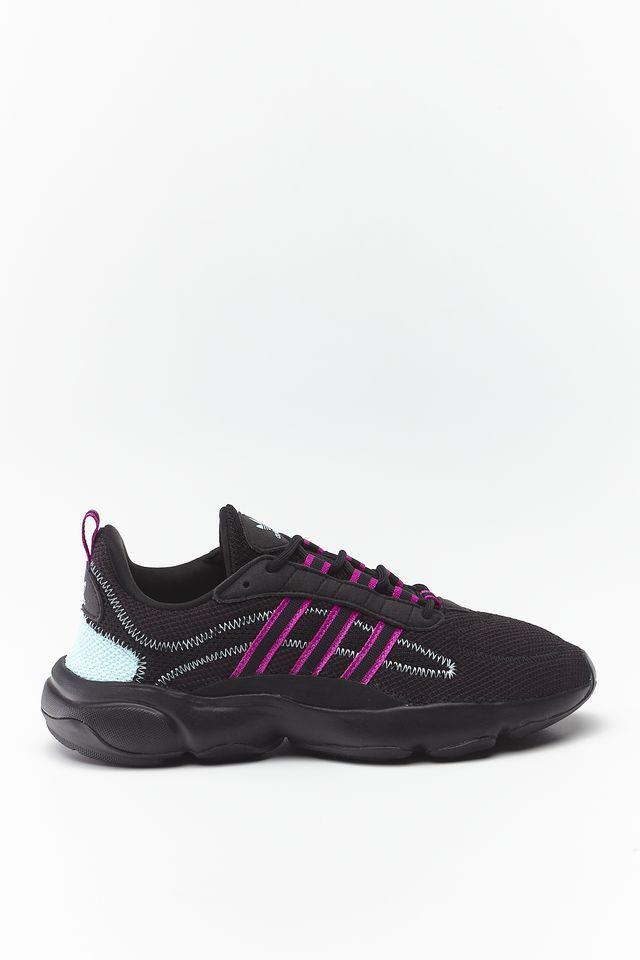 adidas HAIWEE W 457 CORE BLACK/VIVID PINK/CLEAR AQUA EF4457